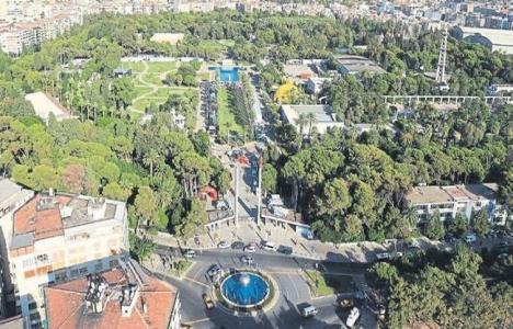 İzmir Kültürpark projesinde