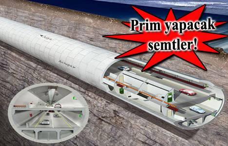 Avrasya Tüneli gayrimenkul fiyatlarını ikiye katladı!