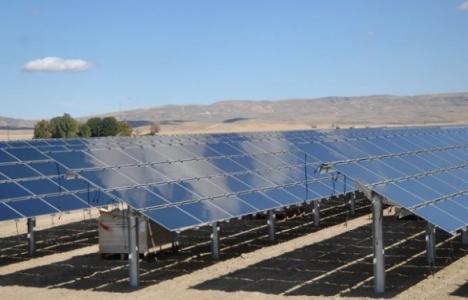İlk yerli güneş paneli fabrikası Ankara'da kuruluyor!