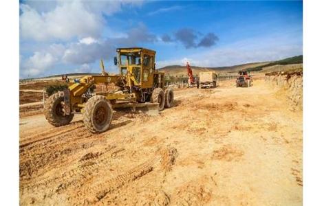 Şehitkamil Belediyesi yeni yolların inşaatına devam ediyor!