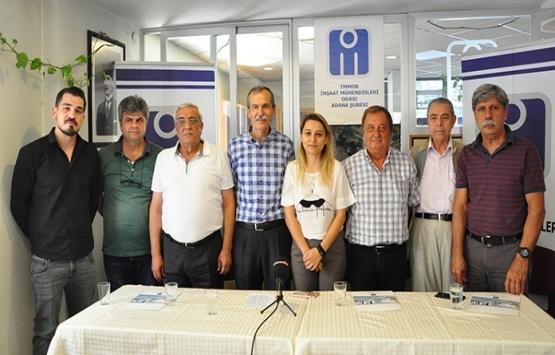 Zekeriya Turanbayburt: Adana'nın sorunlarını çözmek için desteğe hazırız!