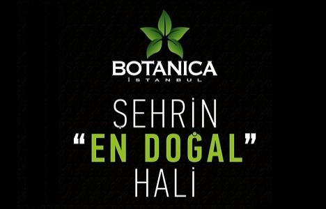 Botanica İstanbul basın