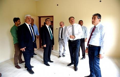 Malatya Büyükşehir Belediyesi'nden Kaynarca'ya anaokulu!