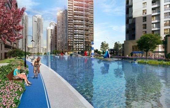 Marina Towers'ta yaşam