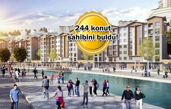 Gaziosmanpaşa Yıldıztabya kentsel dönüşümde anahtar teslimi yapıldı!