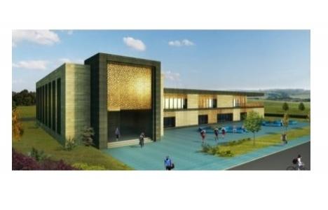 Ödemiş Gençlik Merkezi'nin inşaatı başladı!