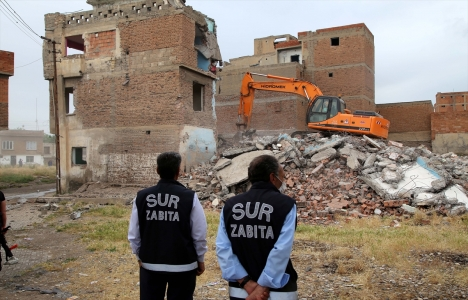 Diyarbakır Sur'da kentsel