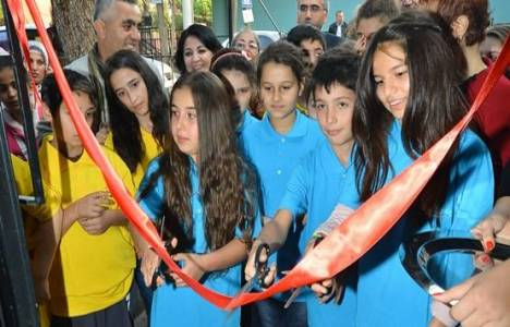 Yenişehir'deki Gençlik ve Çocuk Merkezi'nin açılışı yapıldı!