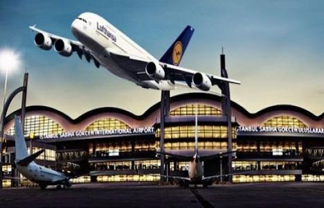 Sabiha Gökçen Havalimanı'nın