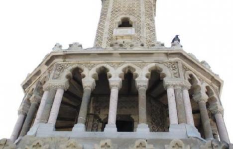 İzmir Saat Kulesi'nde restorasyon başlıyor!