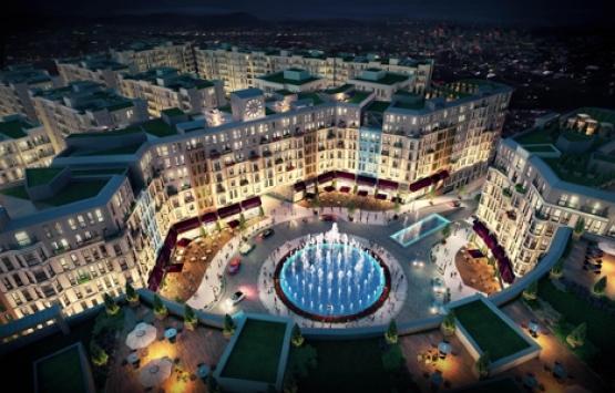 Meydan Ardıçlı, Esenyurt'u dünyanın en büyük meydanlarıyla yarıştıracak!