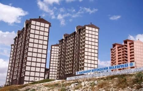 TOKİ Gaziantep 594 konut ihalesi 18 Temmuz'da!