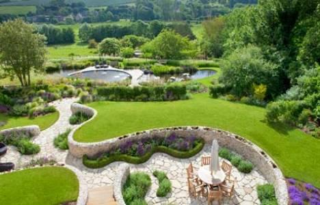 En güzel bahçe tasarımları!