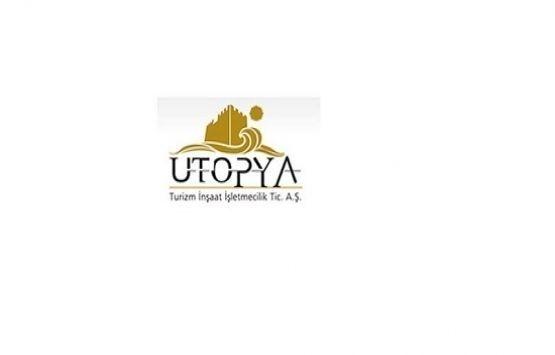 Utopya Turizm İnşaat 6 aylık vergi beyannamesini yayınladı!
