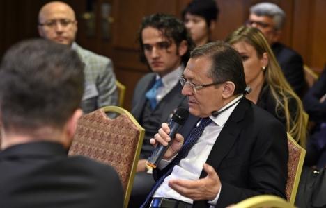 Ahmet Edip Global Real Estate Institute yatırım toplantısına katıldı!