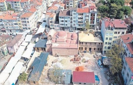 Üsküdar'daki Selimiye Hamamı millet kütüphanesi olacak!