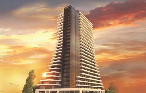 Ankara Azel Kule'de ölçü birimi metreküp! Sizin eviniz kaç metreküp?