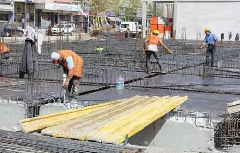 Çankırı Ahmet Yesevi Meydan Projesi'nin yarısı tamamlandı!
