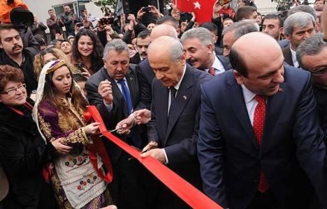 Balıkesir Milli Kuvvetler Caddesi açıldı!