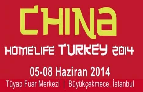 China Homelife Turkey Fuarı 5 Haziran'da açılıyor!