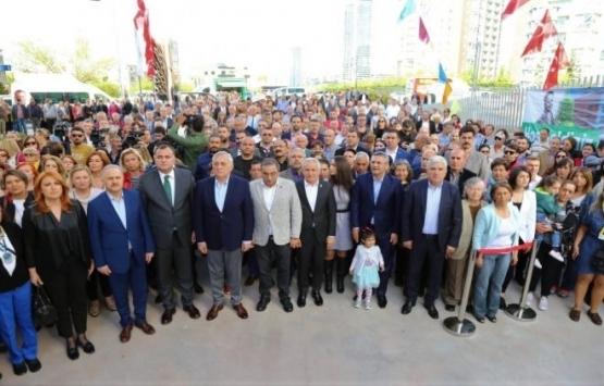 Çankaya Nazım Hikmet Kültür ve Sanat Merkezi açıldı!