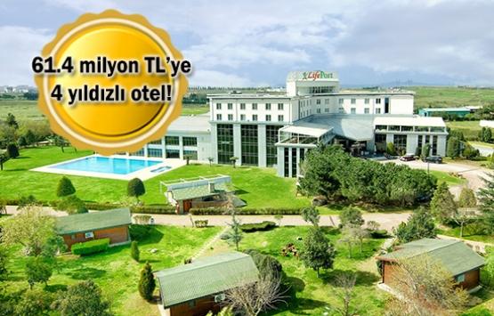 Gebze Life Port Hotel icradan satılıyor!
