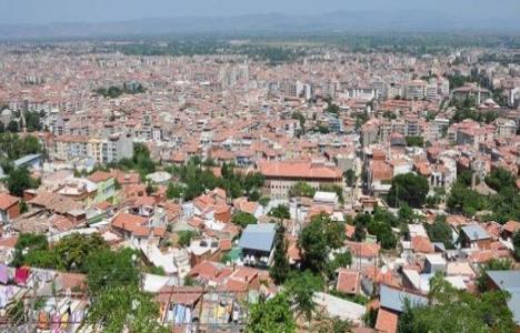 Manisa'da kentsel dönüşüm