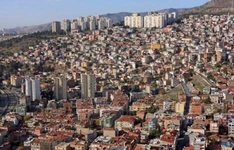 İzmir kentsel dönüşüm projelerinde son durum!