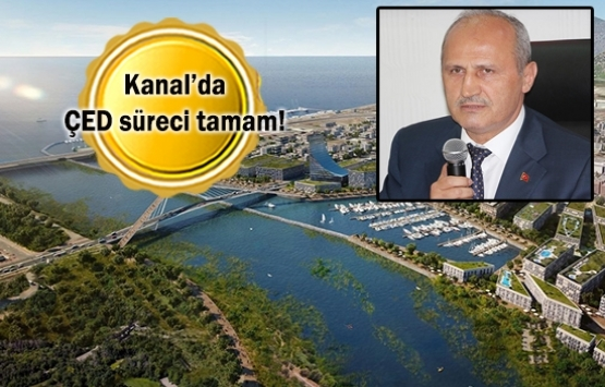 Kanal İstanbul'a Benelüks
