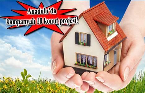 Anadolu Yakası kampanyalı konut projeleri 2013!