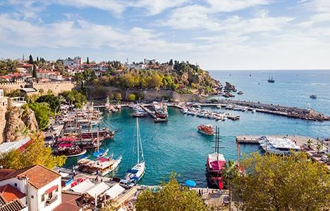 Akdeniz'de konut fiyatları arttı!