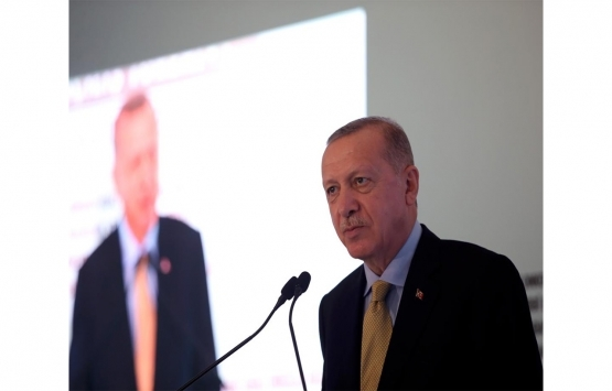 Cumhurbaşkanı Erdoğan: Sağlık yatırımlarımızın kıymeti salgın döneminde çok iyi anlaşılmıştır!