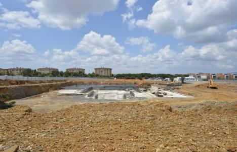 Sancaktepe Belediye binasının temeli atıldı!