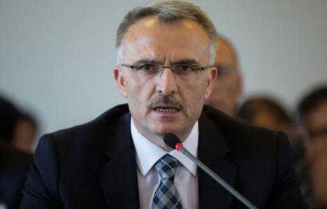 Naci Ağbal: Askeri tesisler planda yok!