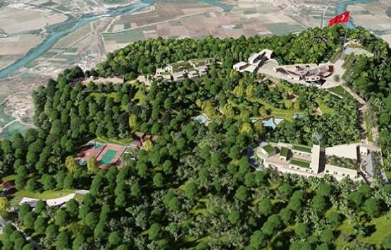 Antalya Türkbeleni projesinin