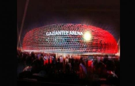 Gaziantep Arena Stadyumu'nun