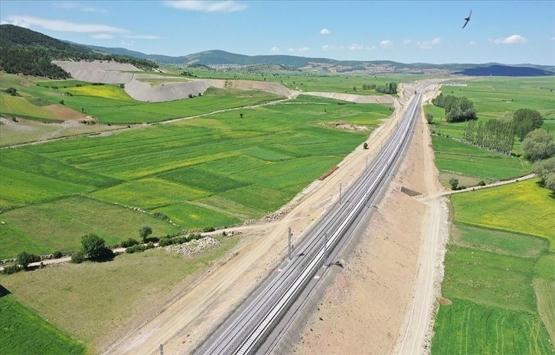 Ankara-Sivas YHT hattında test sürüşleri yapılacak!