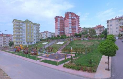 Nevşehir Güzelyurt'a yeni park!