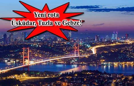 Anadolu Yakası'nda inşaat