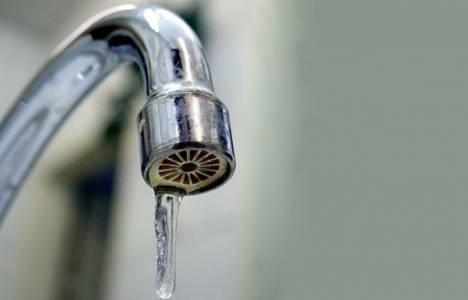 Kağıthane su kesintisi 9 Aralık 2014 süresi!