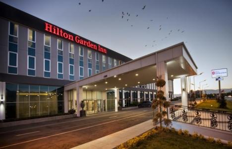 Hilton Garden Inn Kocaeli açıldı!