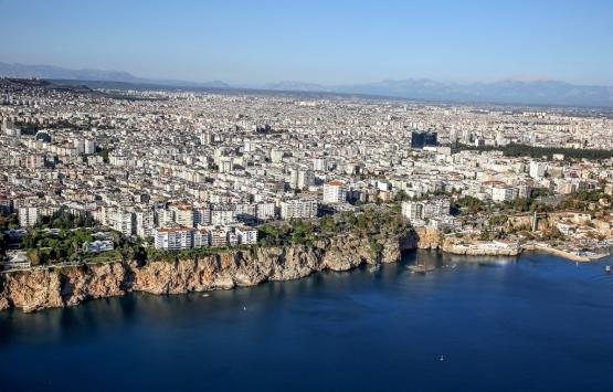 Antalya Kepez'de satılık 5 gayrimenkul! 50 milyon TL'ye!