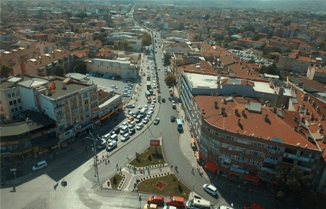 Sakarya Adnan Menderes Caddesi yenilendi!