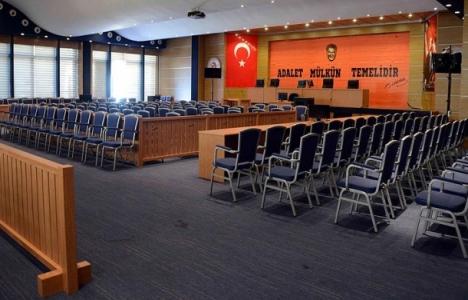 Sincan Cezaevi Yerleşkesi'ne 5 duruşma salonu inşa edilecek!