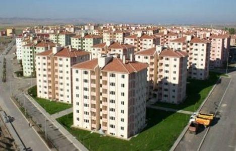 TOKİ Osmaniye Yeşilyurt'taki