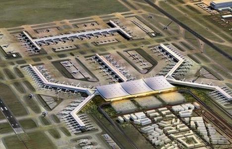 İstanbul Yeni Havalimanı'nın yüzde 42'si tamam!