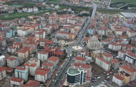 Çorlu'nun 4'te 1'i büyüklüğündeki alan toplu konut alanı ilan edildi!