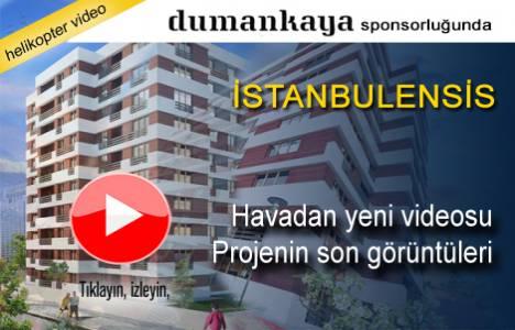 İstanbulensis'in havadan en yeni görüntüleri!
