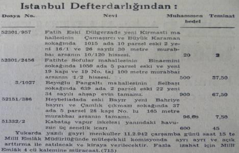 1942 yılında Heybeliada'da
