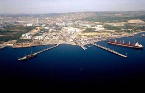 Kocaeli Dilovası Liman Alanı imar planı askıya çıktı!